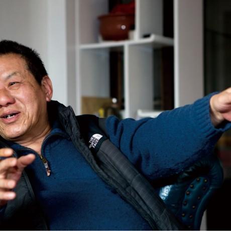 秦岭雪说林坚璋:学养与书艺