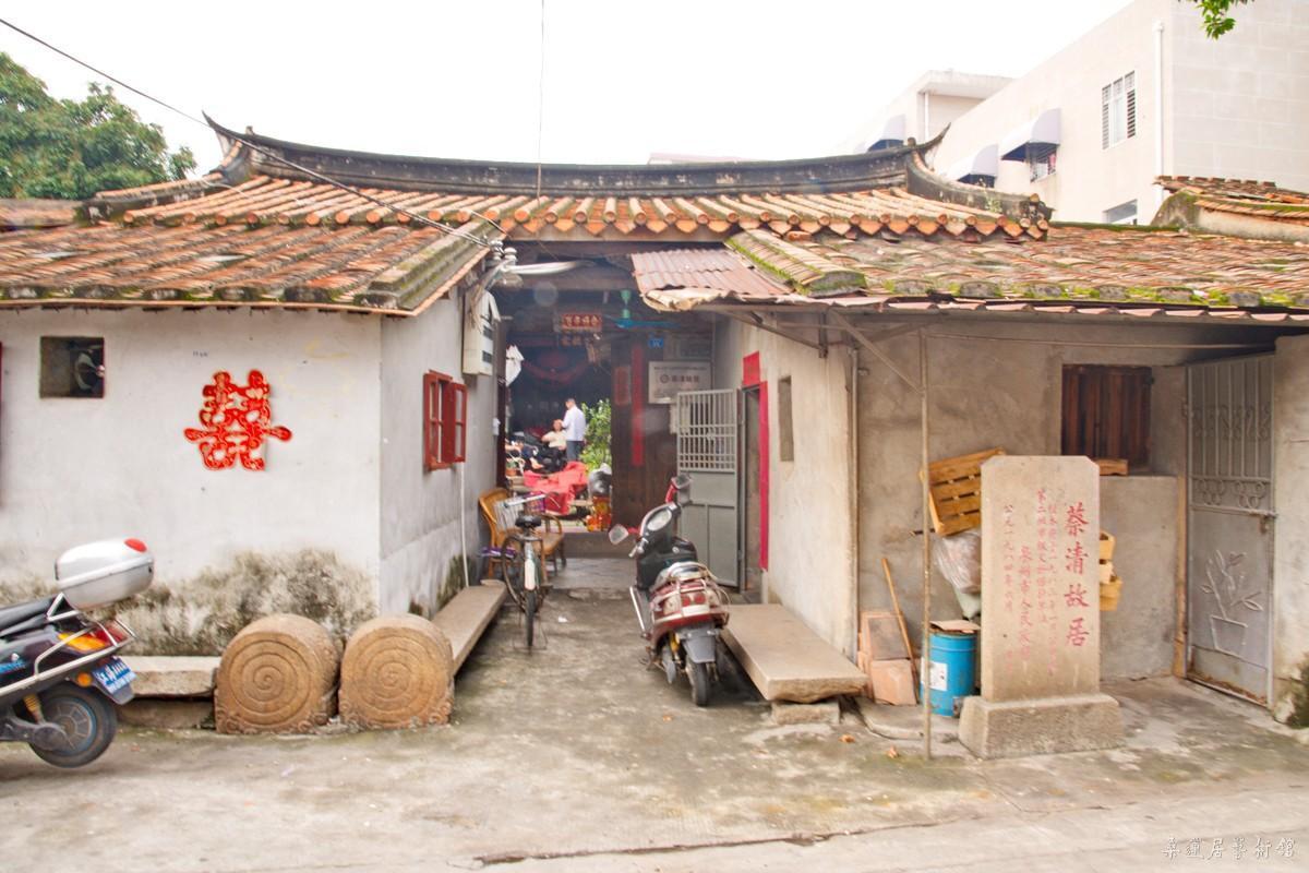 孝感巷(明理学家蔡清故居)2013.5  (1) 缩图
