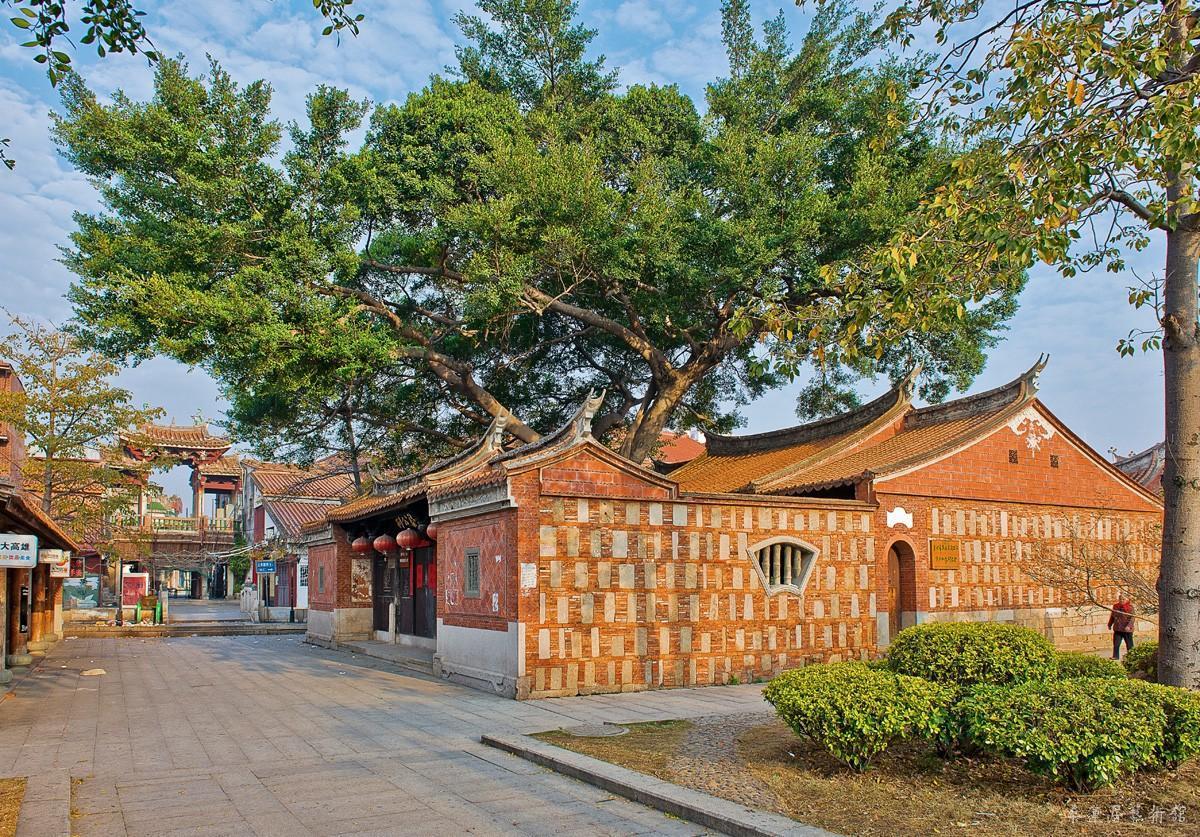 位于府文庙广场西侧的文庄蔡公祠1 缩图