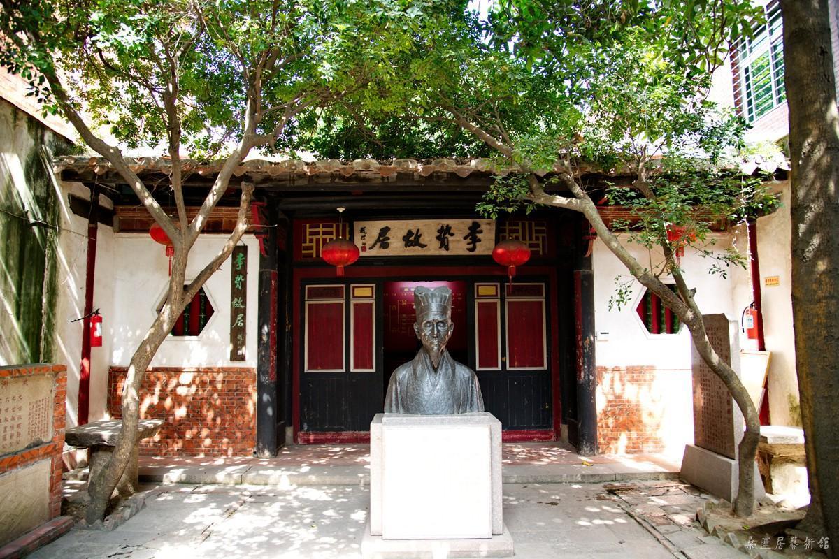 万寿路上的明代中华民族杰出的思想家、文学家和史学家李贽故居 缩图