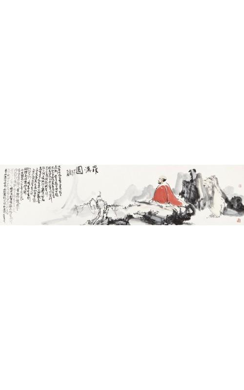 【限时】罗汉 横幅多件(单件售) 原价¥6000