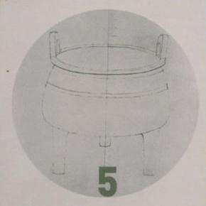 传拓绝艺全形拓3-5