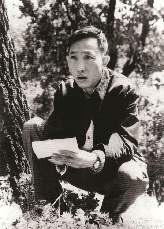 1961年傅抱石在东北写生2