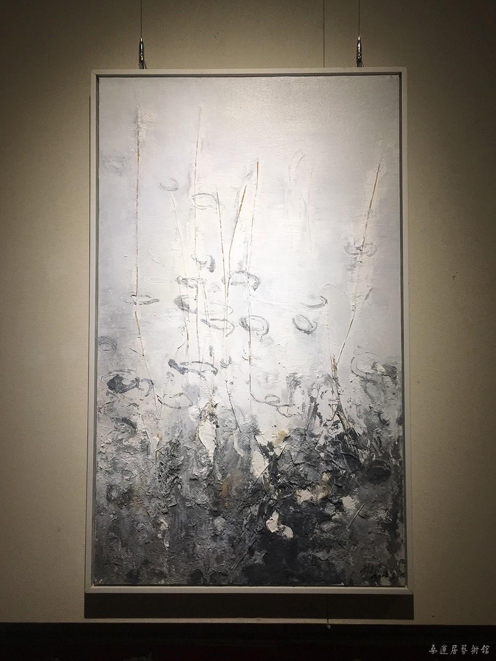 周雄波《涟》系列3 60×100cm 缩图