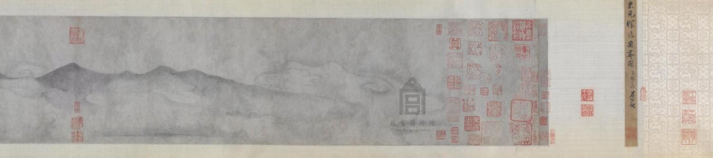 潇湘奇观图卷1