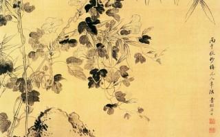 桑莲居|蒋廷锡:诗与画相表里的花鸟画家