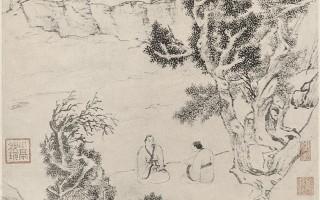 """朱良志:中国画里的""""山静日长"""""""