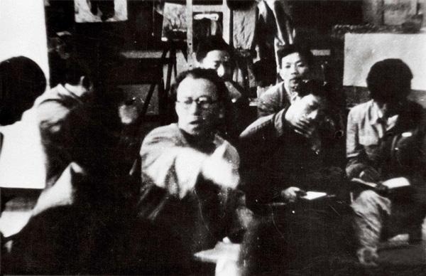 1956年马克西莫夫在教室指导教学2 副本缩图