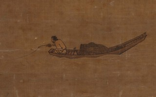 桑莲居|山水之舟的题材构成和审美意蕴