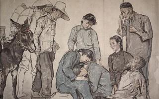 """蒋兆和:他在自己的祖国当了几十年""""精神流民"""""""