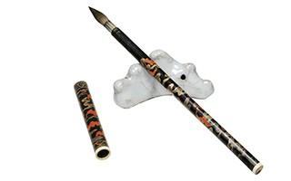 潘天寿:毛笔的保藏